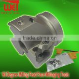 90 Degree Milling Head Face Millinging Tools