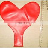 "Promotional 24"" inch heart shape Latex Balloons                                                                         Quality Choice"