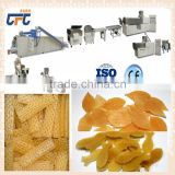 Fried Snack Food 3D Flour Bugles Chips making machine