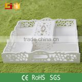 plastic restaurant arabic food serving tray