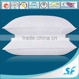 Waterproof down alternative microfiber filling pillow for hotel