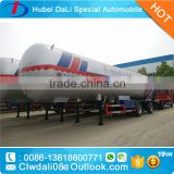 High Pressure 10-100 cube M3 cbm heavy LPG Gas tanker semi trailer, lpg tanker trailers FROM China