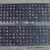 Ceramic rubber compound wear resistance material--flat lining plate/board/scale board;
