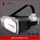 VR BOX Glasses 3D Virtual Reality Glasses 360VR Headset for Samsung Galaxy Phone