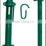 painted used in construction/scaffolding shoring post props jack and pull push scaffolding props