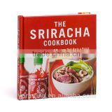 High Quality Cook Books Printing service Hongkong book printing