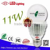 Patent Top 1 bulb SY 11W bulb light Wide Beam Angle LED Warm White Bulb ,hot sell, good quality New product