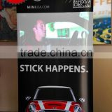 RichTech roll up banner/stand with projection and printing design, for kids center, shopping mall, education, advertising