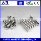 Hot sale of 10000 gauss magnet magnetic rods bars