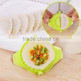 Eco-friendly DIY Chinese Dumpling Maker mould /kitchen food grade package dumplings tool mold
