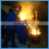 Induction Electric Crucible Melting Furnace