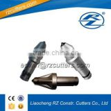 foundation Drilling Tools Tungsten Carbide Bullet Teeth Foundation Rotary Drilling Rig Accessories