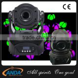 2016 factory price 30w led moving head light with zoom,sharpy beam outdoor moving head light