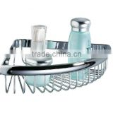 Single Tier Metal Hanging Bathroom Shower Caddy