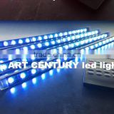 Car Auto LED Interior Decoration lighting 4*9 LEDs 5050 chip 12V Decorative Atmosphere Lamp Charge RGB LED footwell interior led