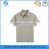 Custom fashion comfortable dry fit white cotton pique blank short sleeve polo t shirts wholesale