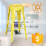Vintage Industrial Metal Chair for Dining Iron Chair HC-F023