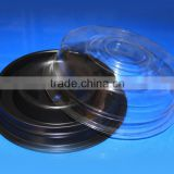 Blister packaging cup lids usage HIPS rigid film