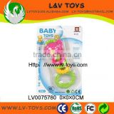 EN71 NEW STYLE COLOURFUL ABS BABY HANDBELL BABY TOYS LV0075780