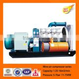 Kaishan W-2/5D Diesel Portable Piston Type Air Compressor/ Jack Hammers and Air Compressor