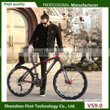 latest design carbon bicicletas mountain bicycle with man cycling underwear