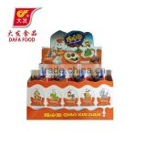 Dafa kinder style surprise chocolate egg