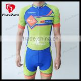 2016 Team Cycling Clothing Mens Cycling Jerseys Skinsuits Custom Bicycle Apparel Short Sleeve Lycra Plus Size Triathlon Suits