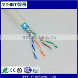 High quality- 305M FTP/STP PVC sheath bare copper CAT 5e LAN networking cable CE,Rohs certified
