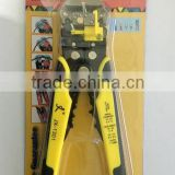 electric tool Multi-function stripping pliers wire crimping pliers HS-D1/HS-D2