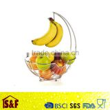 banana hanging Fruit Basket and Bowl