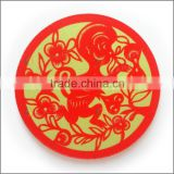 custom soft rubber coaster, cheap embossed rubber coaster for beer, cheap coasters for drink
