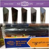 99% UV Rejection high privacy 2ply car window smart tint film