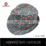 Wholesale New Arrival cute girl fedora hat
