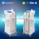 Salon Professtional 808nm Diode Laser Hair Lip Hair Removal Diode Laser Hair Removal Machine Permanent Clinic