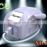 1000W New Design 1064nm&532nm ND Yag Q Switched Nd Yag Laser Tattoo Machine Kits Telangiectasis Treatment