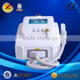 1 HZ Portable Nd Yag Laser Tattoo Removal Machine / Varicose Veins Treatment Nd Yag Laser Rod / Nd Yag Laser Price Telangiectasis Treatment