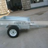 YQ/T-AWA-59B 5x4 small box trailer small car trailer