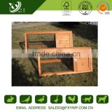 2016 favorable quality assurance large handmade wood rabbit hutch for sale