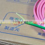 The very hot colorful Bundled Type Cat 6 cable With crystal connector
