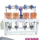 Taian Haidai Rope Company manufactured Polypropylene braided rope machine