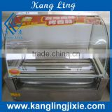 kangling hot dog Grill machine, sausage cooker