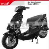 Cheap Gas Motor Scooter Equipped with 4 Stoke 80cc Engine