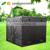 Metal Frame Material and Easily Assembled,Eco Friendly,Waterproof,Rodent Proof Feature greenhouse grow tent