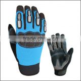 2015 Lava Oil Field Impact Gloves for Industry