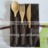 Bamboo houseware/New design high quality bamboo dinnerware sets