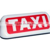 Magnet Car Roof Taxi Top Advertising Light Box