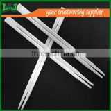 dinnerware bottom price restaurant bamboo chopsticks set with custom printing logo