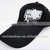 custom snap back hats with embroidery logo snap back buckle cap