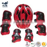 HFX8421 Adjustable Kids Skating Protective Wrist Elbow Knee Pads Set Skate Protective Gear