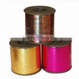 M type metallic embroidery thread of high quality for diffrent colors